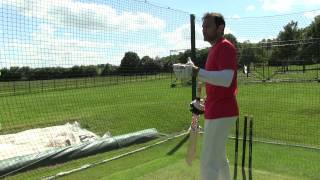 How To Perfect Your Batting Stance: Mark Ramprakash