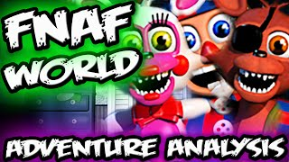 FNAF WORLD Confirmed || Gameplay Ideas & Possible Enemies || Five Nights at Freddy's World Teaser