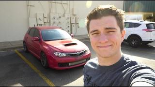 How Did I Afford my Subaru STi at 18?