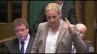 """Mhairi Black MP Tells Tory MPs To Watch """"I Daniel Blake"""""""