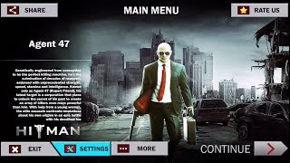 Hitman 2018 Agent 47 Android Gameplay HD (By Game Square Studio)
