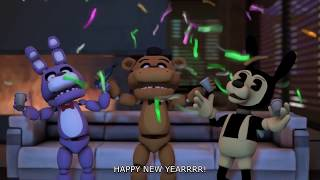 FNAF / Bendy Happy New year special (LATE)