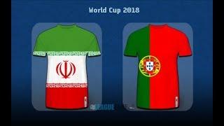 Iran vs Portugal Match Preview and Prediction