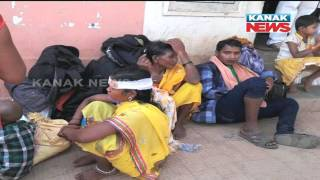 2 Die More Than 10 Injured In Bus Accident In Jeypore