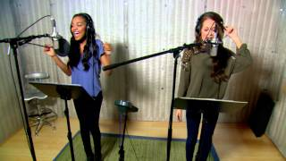Disney Channel España | Videoclip China Anne McClain y Kelli -  Something Real (El Chico Ideal)