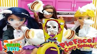 Prodigiosa 🐞 CAP 21 Marinette y Adrien juegan a CARA SPLASH | videos y juguetes de ladybug