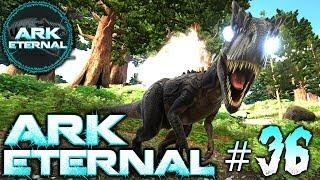 ARK: Eternal #36 - Alpha Terror Bird & Elemental Cursed Allosaurus zähmen!   LP Ark Deutsch
