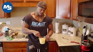 What Physique Champions Eat for Breakfast   Brandon Hendrickson