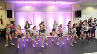 Timber by ChikaZ Kids (Dancing steps, 22.03 - Tower) HD
