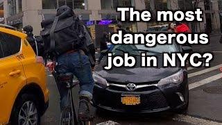 NYC Bike Messenger Union: It Begins