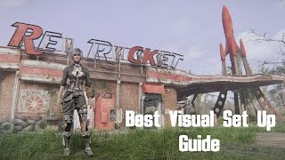 Fallout 4 - Best Visual Set Up Guide