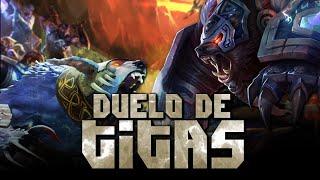 Dota 2 VS. League of Legends | Duelo de Titãs