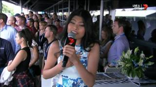 Marlisa Punzalan - Stand By You - Sydney 500 V8 Supercars 2014