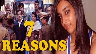 7 Reasons Why Aarushi Talwar's Parents Are Guilty Of Her Murder - (Full Story)