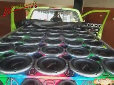 Saveiro Verde Celetron. World Sound. Edição de vídeo By Morfeu.