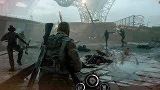 Zombie Army 4 Dead War - 17 Minutes of Gameplay Demo (E3 2019)
