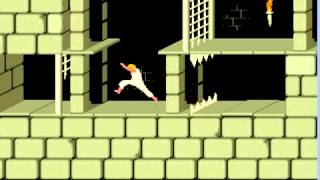 페르시아의 왕자 (Prince of Persia) (1990) 공략 스피드런 (Speedrun)