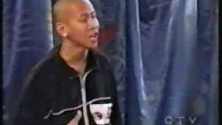 Mike Bustos - Canadian Idol