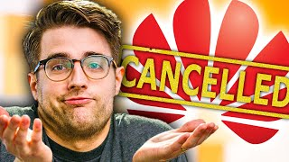 Welp - that's it for Huawei!