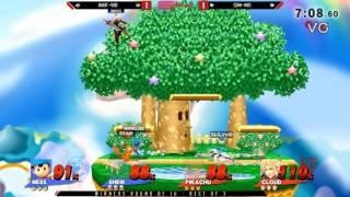 VoiD & NAKAT vs ESAM & MVD - GENESIS 4 - Wii U Doubles Top 48