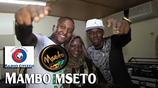Mtoto Wa Ally B (Bawazir) Live On Mambo Mseto With Mzazi Willy Tuva