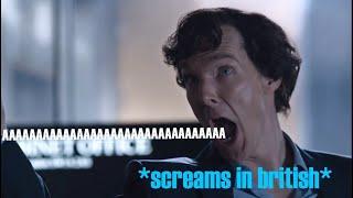 Sherlock BBC crack video [4x01] (The Six Thatchers)