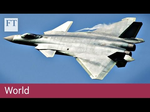 China launches J 20 stealth fighter