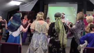Messianic Dance - HINEI MA TOV - Paul Wilbur