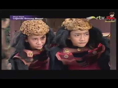 Legenda gunung Merapi episode 113