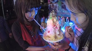 Indonesia Jakarta Street Food  1100 Cirebon Japanese Ice KakiGori Es Serut Khas Jepang  5978
