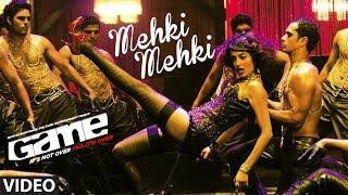 'Mehki Mehki' Official Video Song | Game | Abhishek bachchan, Sarah Jane