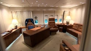 Air Force One: Inside the Oval Office in the Sky