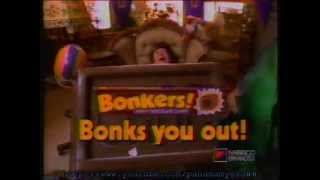 Bonkers Chewy Candy Commercial 1986