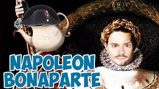 Napoléon 1er, le jeune militaire. TeaTime!