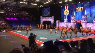 Top Gun, Lady Jags (TGLJ) 2017 UCA (Inter)Nationals