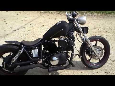 Yamaha virago xv1100 rat bobber Fast & Loud