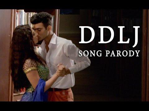 Xxx Mp4 DDLJ Song Parody Shudh Desi Gaane Salil Jamdar 3gp Sex
