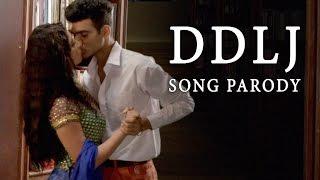 DDLJ Song Parody || Shudh Desi Gaane || Salil Jamdar