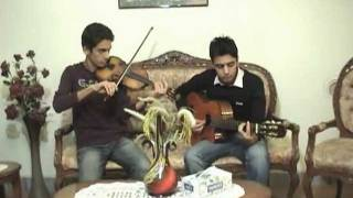Shadmehr aghili (setareh) persian violin guitar ویولن گیتار شادمهر عقیلی