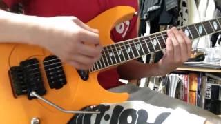 あんハピ♪ OP PUNCH☆MIND☆HAPPINESS 弾いてみた anne happy Guitar cover Full