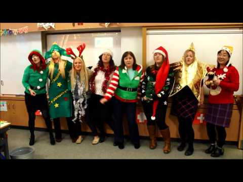 Staff Christmas Video 2016