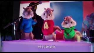 Alvin and the Chipmunks 4 - Trailer đầu tiên