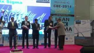 Video of Lean Six Sigma Convention and Competition 2014
