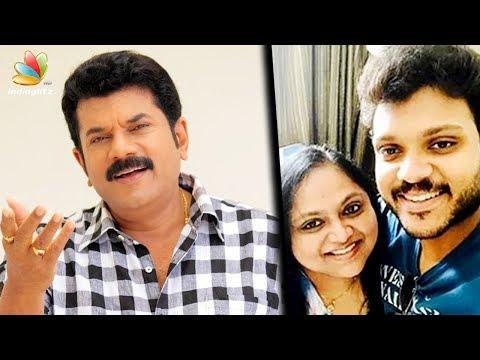 മലയാള സിനിമയിലേക്ക് മറ്റൊരു താര പുത്രൻ കൂടി | Mukesh's son to make his debut | Varsha Bommalla