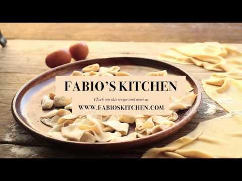 Fabio s Kitchen Episode 1 Quick Fresh Pasta Dough