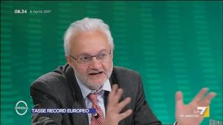 Cuneo fiscale, Lupi: E' il medesimo per lavoratori autonomi e dipendenti