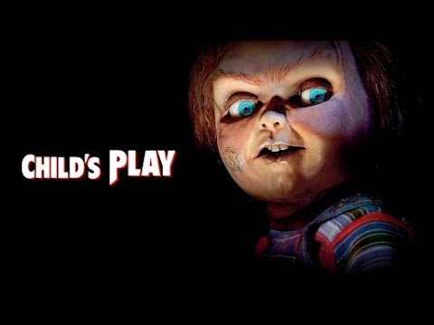 Chucky's Stunt Double For Child's Play (1988)