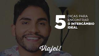5 dicas para ter o intercâmbio ideal - Viajei!