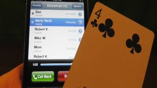 Best iPhone Magic Trick Apps of 2012