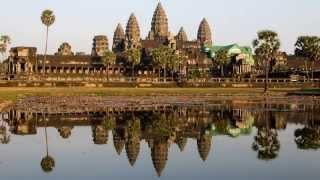 Impressive Pictures of Angkor Wat